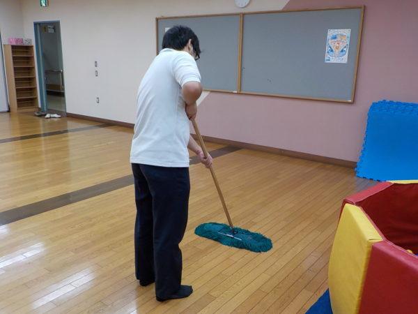 あいぽっく清掃