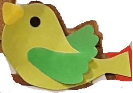 グリーン鳥